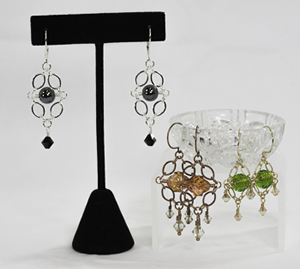 Festive Chandelier Earrings Workshop