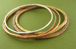 Bangles: Soldering 1 Workshop