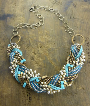 Beaded Braid & Chain Workshop