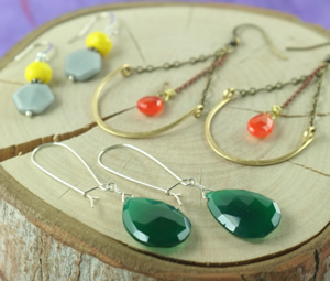 Intro to Wire Wrapping (formerly Earring Clinic) Workshop