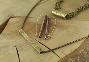 Etched Metal Beads Workshop