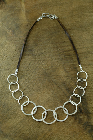 Fused Silver Links Workshop